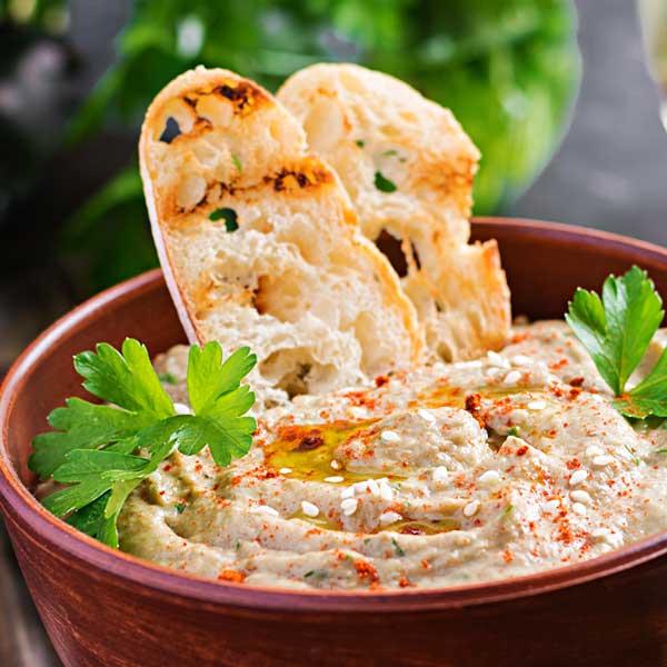 Hummus- Taller de cuina estiu